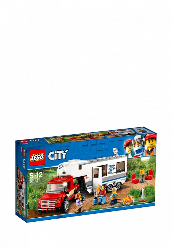 Конструктор City Lego Lego MP002XB0084D model building kits compatible with lego city fire car 586 3d blocks educational model