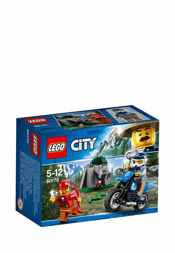 Конструктор City Lego Lego MP002XB0084E model building kits compatible with lego city fire car 586 3d blocks educational model