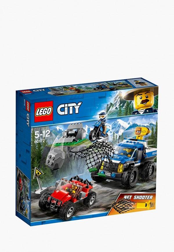 Конструктор City LEGO LEGO MP002XB0084F конструктор lego lego 42057 конструктор сверхлёгкий вертолёт