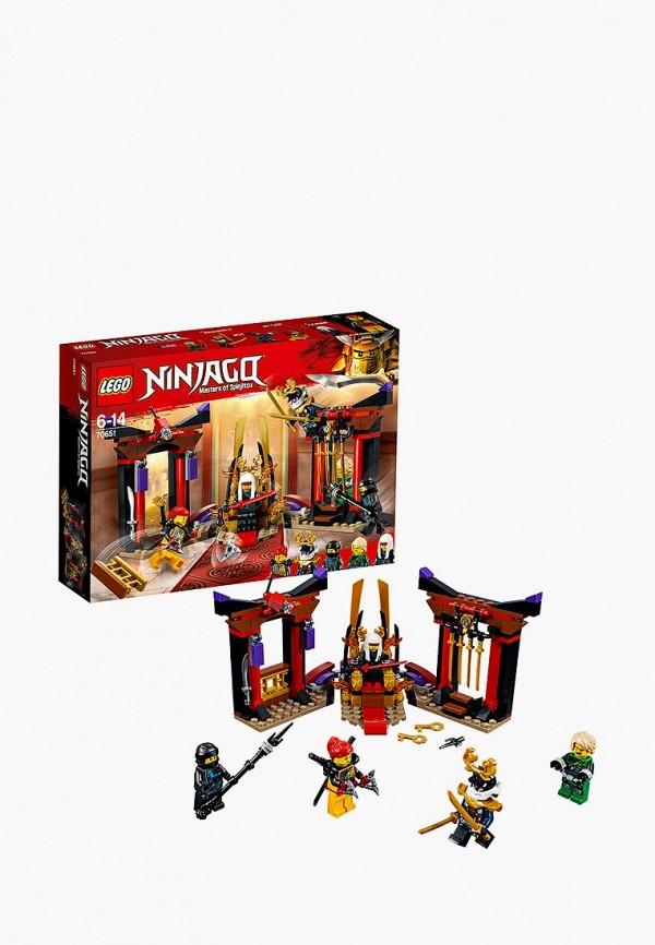 Конструктор NINJAGO Lego Lego MP002XB0084R lego конструктор lego ninjago 70654 стремительный странник