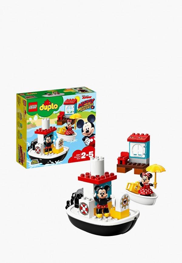 Конструктор DUPLO LEGO LEGO MP002XB0084W lego duplo 10817 времена года
