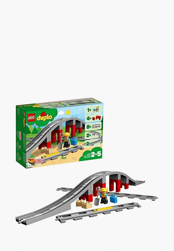 Конструктор DUPLO LEGO LEGO MP002XB0084X lego duplo 10817 времена года