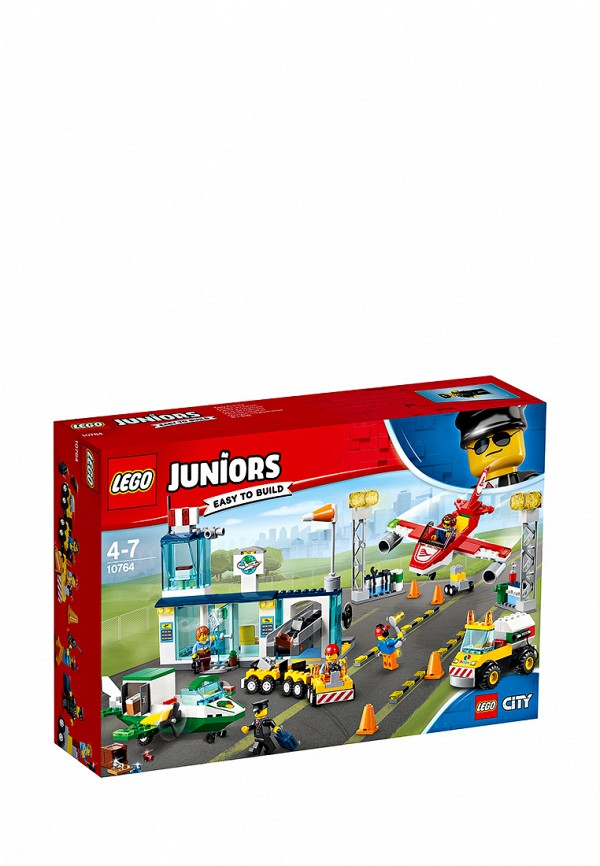 Конструктор Juniors Lego Lego MP002XB0084Z lego juniors оборона бэтпещеры™