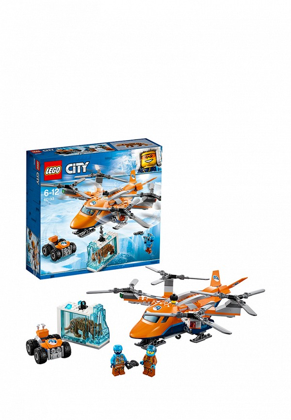 Конструктор City LEGO LEGO MP002XB00852 все цены