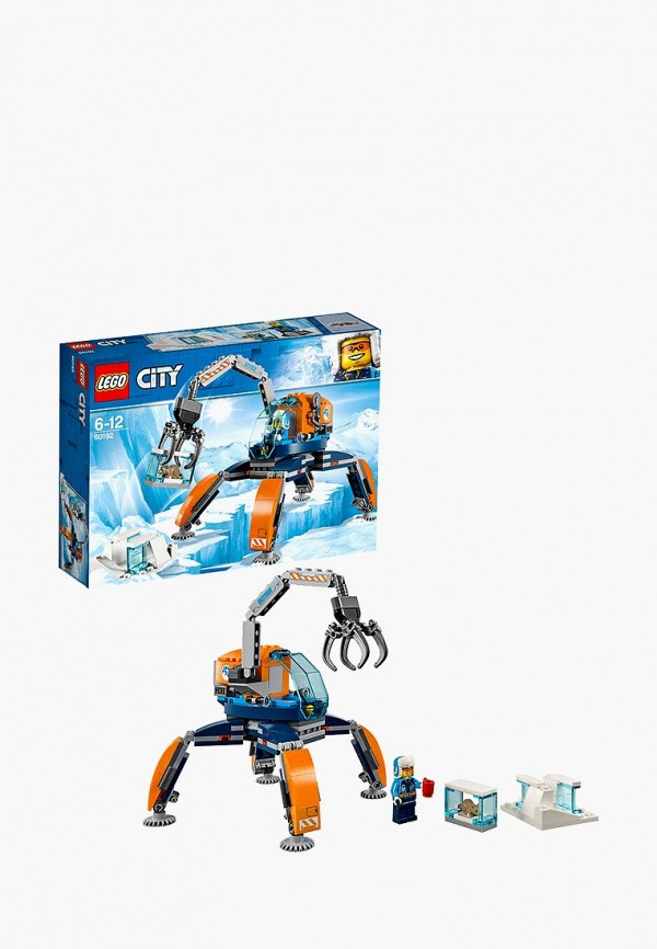 Конструктор City LEGO LEGO MP002XB00853 все цены