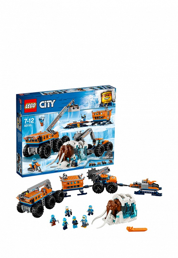 Конструктор City LEGO LEGO MP002XB00854 все цены
