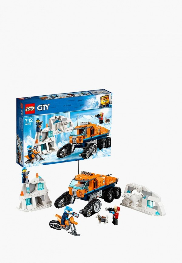 Конструктор City Lego Lego MP002XB00855 model building kits compatible with lego city fire car 586 3d blocks educational model