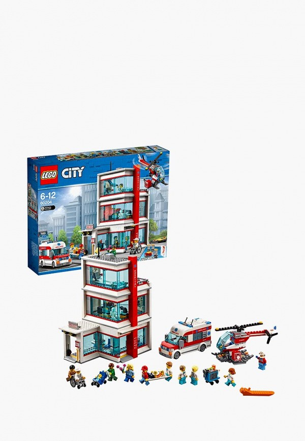 Конструктор City LEGO LEGO MP002XB00857