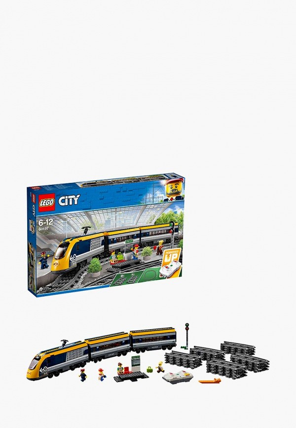 Конструктор City LEGO LEGO MP002XB00858 все цены