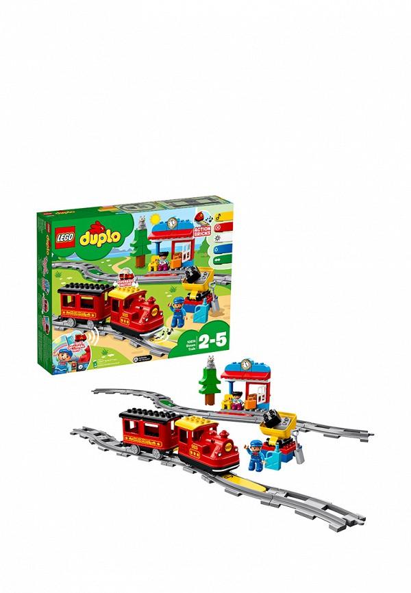 Конструктор DUPLO LEGO LEGO MP002XB0085E lego duplo 10817 времена года