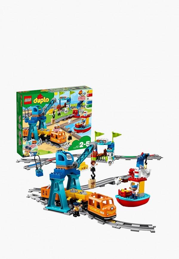 Конструктор DUPLO LEGO LEGO MP002XB0085F lego duplo 10817 времена года