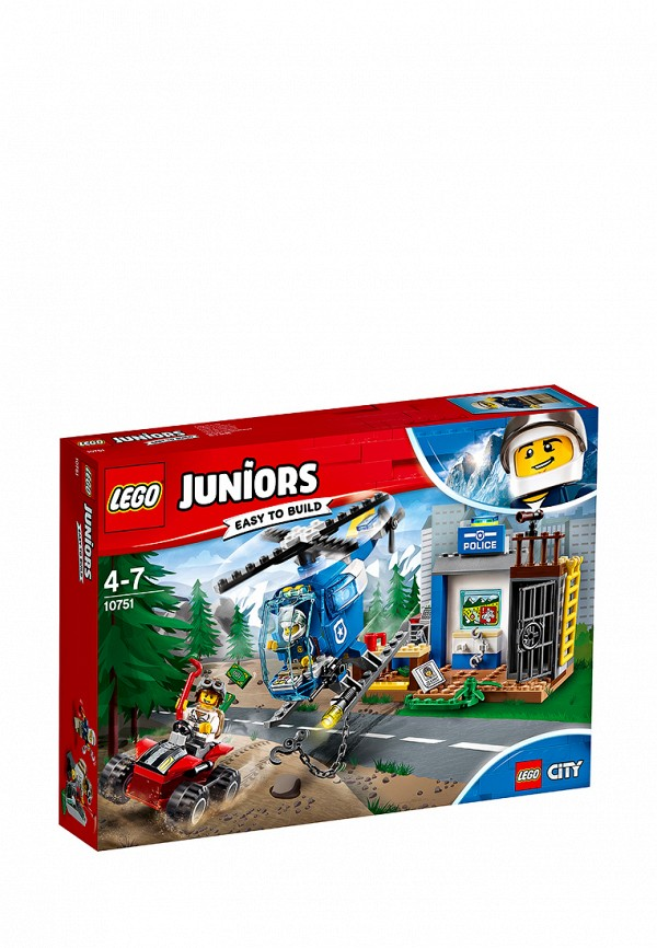 цены на Конструктор Juniors LEGO LEGO MP002XB0085N  в интернет-магазинах