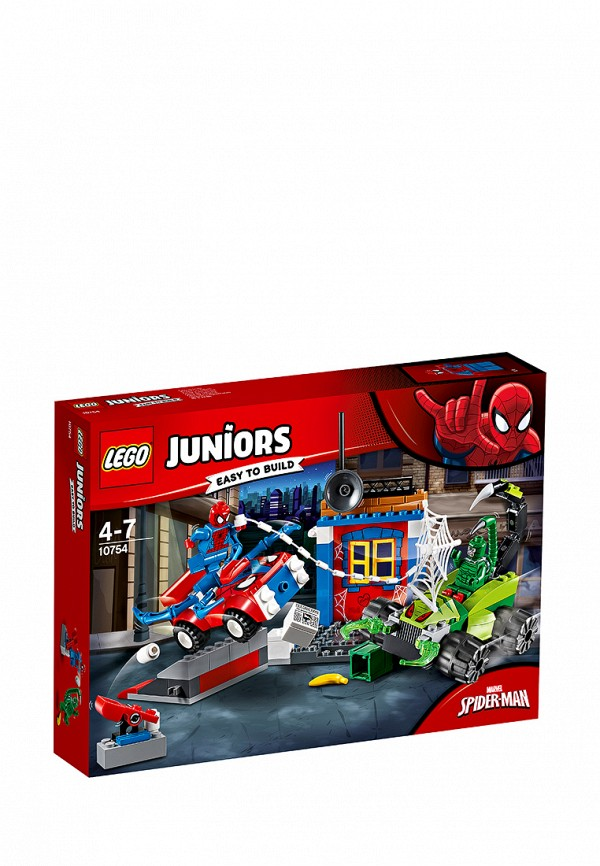 цены на Конструктор Juniors LEGO LEGO MP002XB0085P  в интернет-магазинах