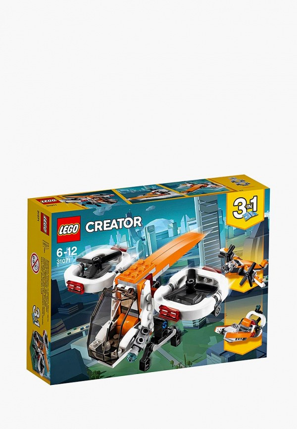 Конструктор Creator LEGO LEGO MP002XB0085U lego lego creator 31028 гидроплан