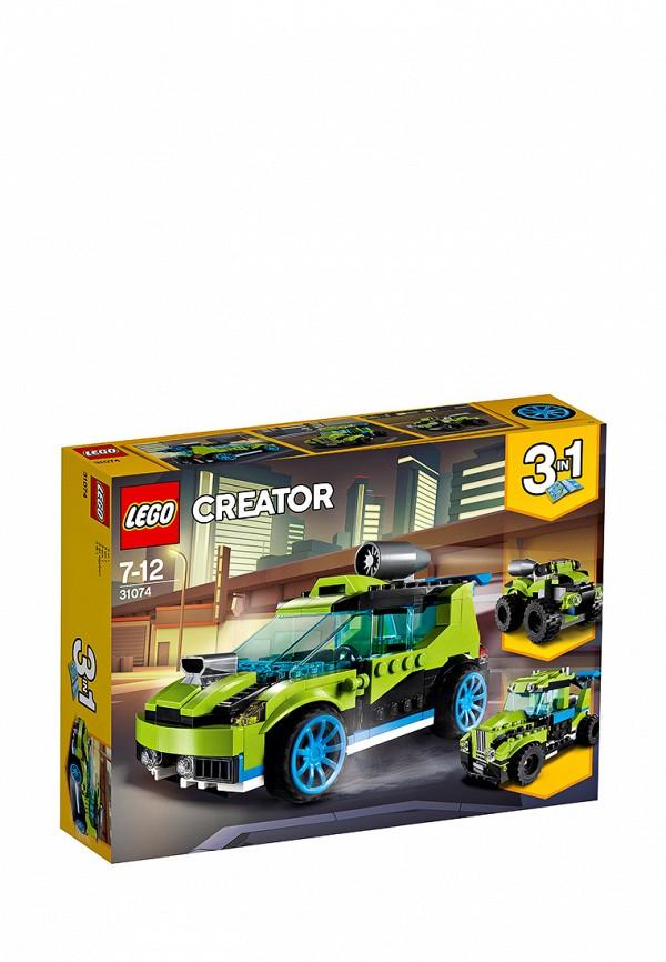 Конструктор Creator Lego Lego MP002XB0085W конструктор lego creator самолёт для крутых трюков 200 элементов 31076