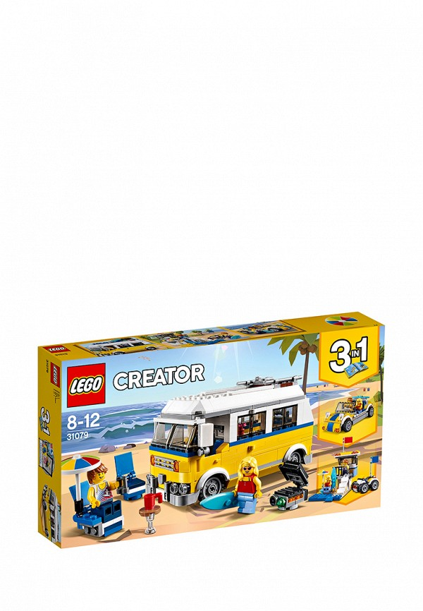 Конструктор Creator LEGO LEGO MP002XB0085Y lego lego creator 31028 гидроплан