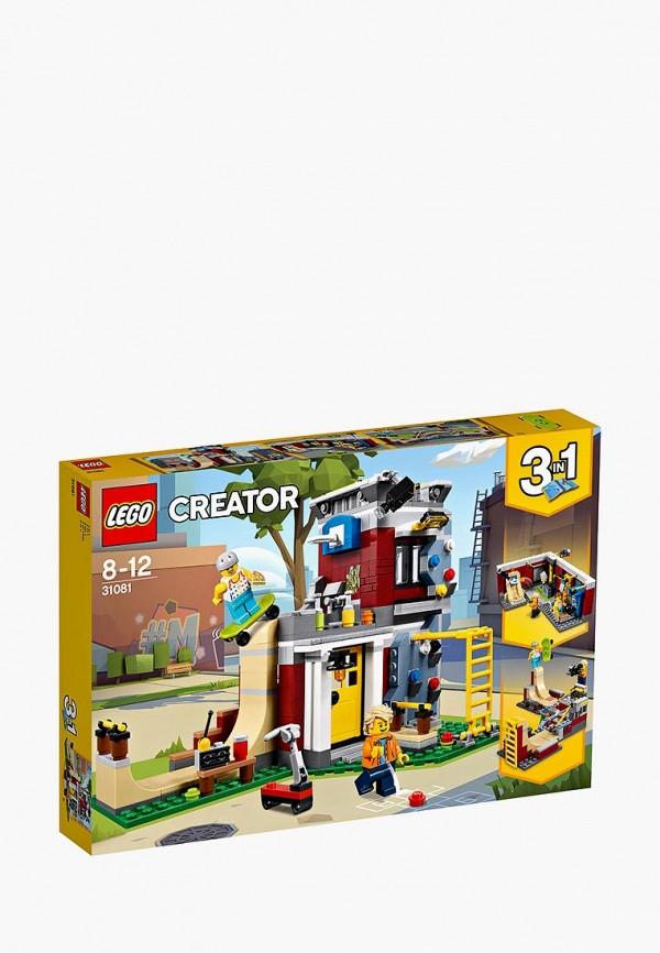 Конструктор Creator LEGO LEGO MP002XB0085Z lego lego creator 31028 гидроплан