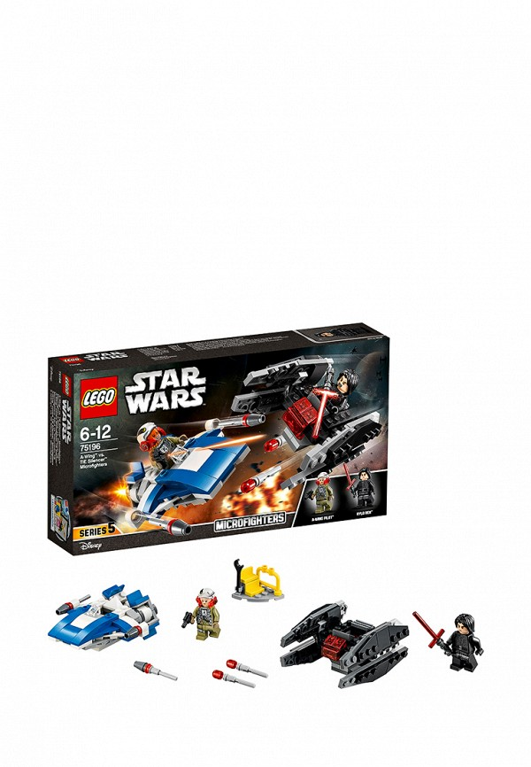 Конструктор Star Wars LEGO LEGO MP002XB00865 конструктор lego star wars сержант джин эрсо 75119