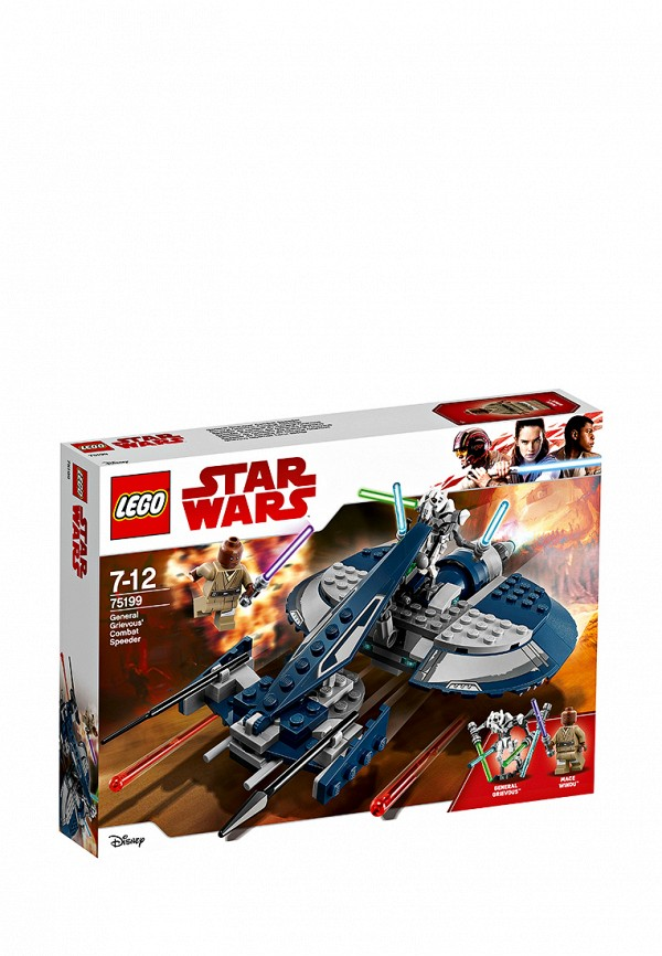 Конструктор Star Wars Lego Lego MP002XB00866 lego star wars at a 75075