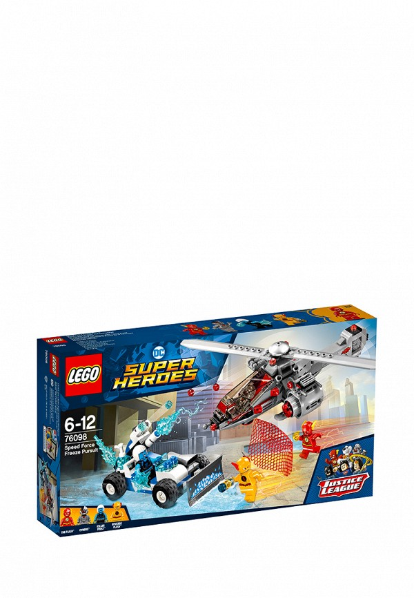 Конструктор DC Super Heroes Lego Lego MP002XB0086A светильник lego super heroes wonder woman lgl tob25t