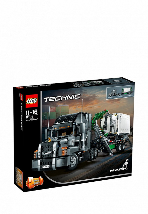 Конструктор Technic Lego Lego MP002XB0086J цена
