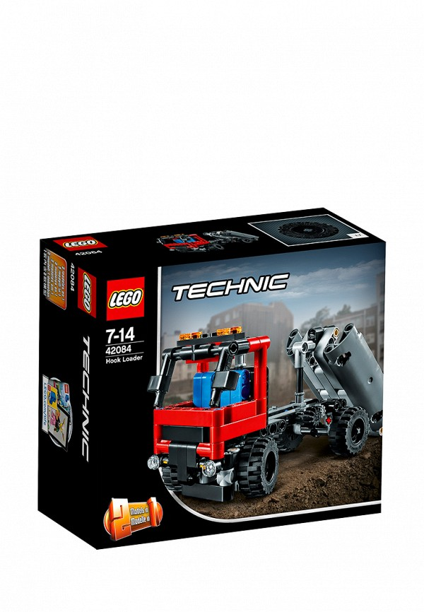 Конструктор Technic LEGO LEGO MP002XB0086K конструктор lego technic 42055 роторный экскаватор