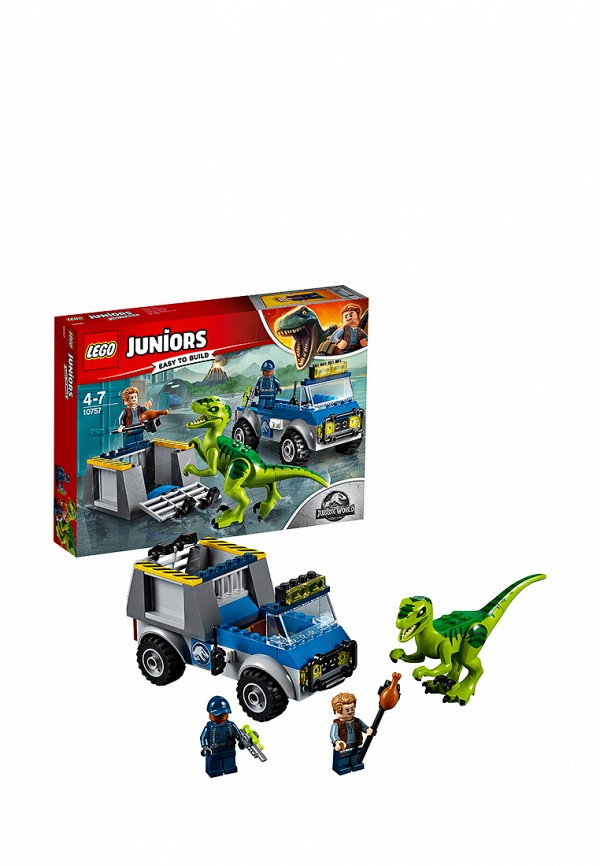 Конструктор Jurassic World Lego Lego MP002XB0086S