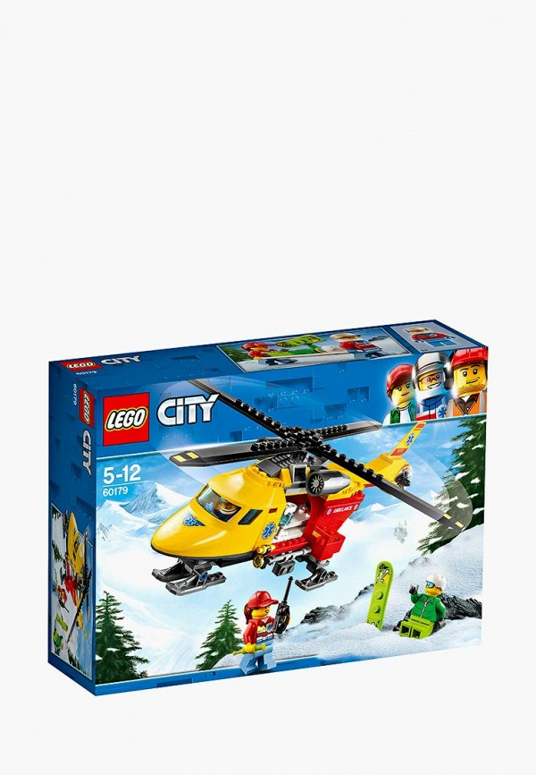 Конструктор City Lego Lego MP002XB00870 model building kits compatible with lego city fire car 586 3d blocks educational model
