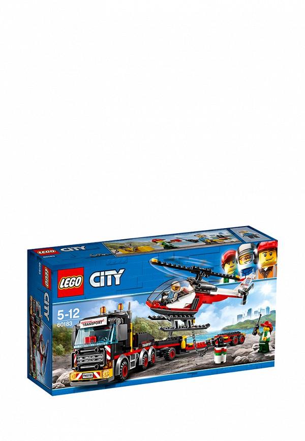 Конструктор City LEGO LEGO MP002XB00872 lego lego city 60090 глубоководный скутер