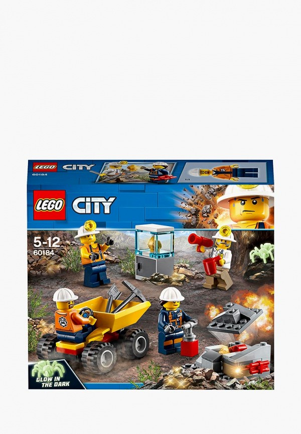 Конструктор City LEGO LEGO MP002XB00873