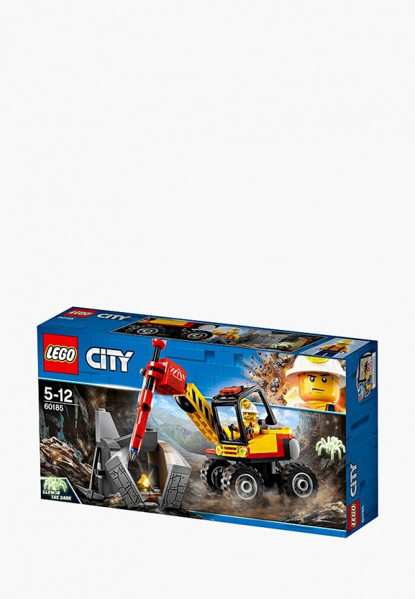 Конструктор City LEGO LEGO MP002XB00874
