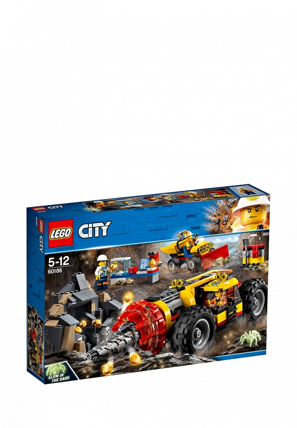 Конструктор City Lego Lego MP002XB00875 model building kits compatible with lego city fire car 586 3d blocks educational model