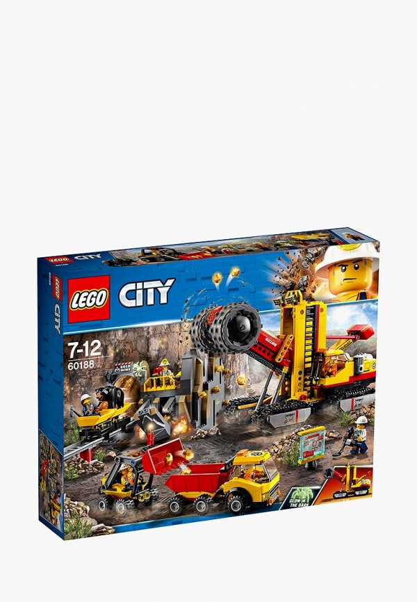 Конструктор City Lego Lego MP002XB00876 model building kits compatible with lego city fire car 586 3d blocks educational model