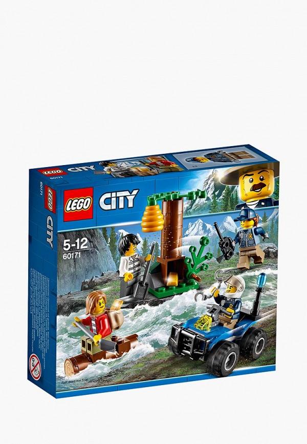 Конструктор City Lego Lego MP002XB00877 конструктор lego 60137 city побег на буксировщике
