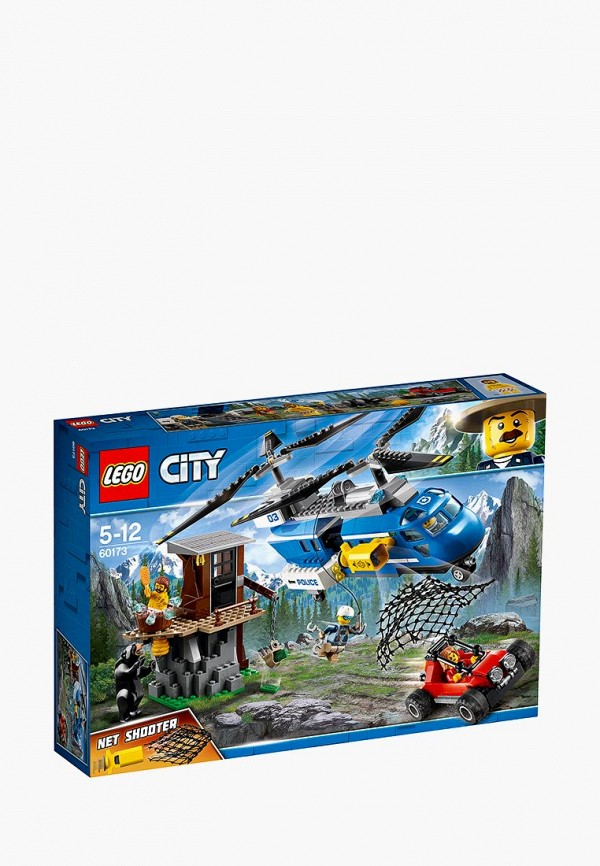 Конструктор City LEGO LEGO MP002XB00878 батут hasttings sky double 305 см