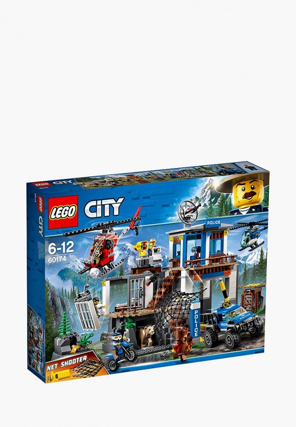 Конструктор City LEGO LEGO MP002XB00879 все цены