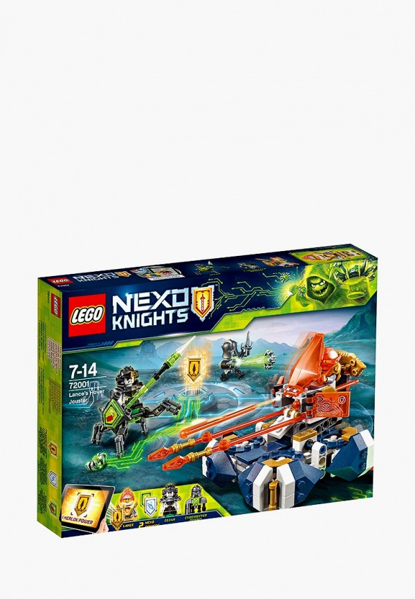 Конструктор NEXO KNIGHTS Lego Lego MP002XB0087B alger horatio jr the young outlaw or adrift in the streets