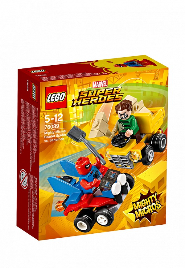 Конструктор Marvel Super Heroes Lego Lego MP002XB0087N конструктор lego super heroes нападение с воздуха 76087 l