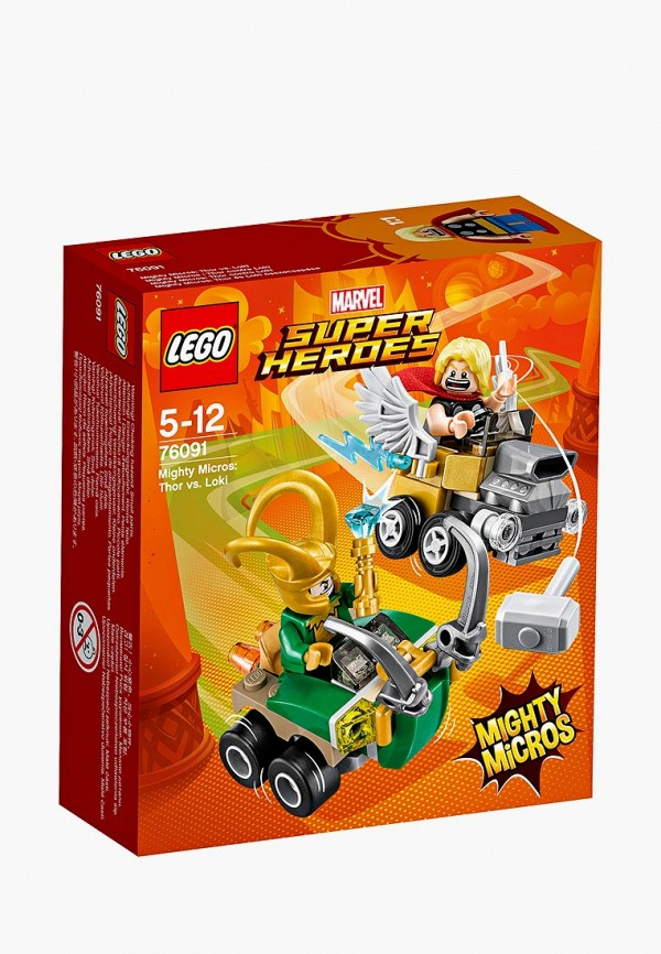 Конструктор Marvel Super Heroes Lego Lego MP002XB0087P lego super heroes опасное ограбление