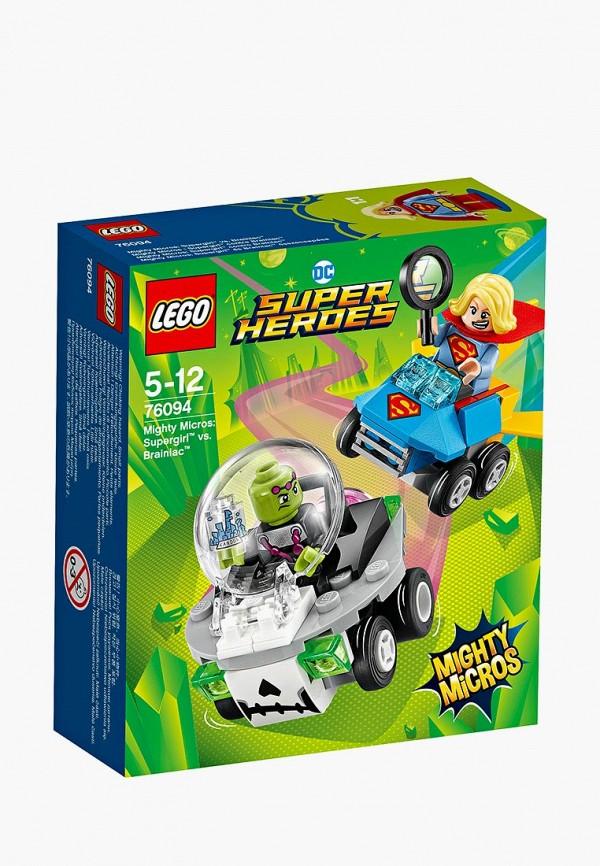 Конструктор DC Super Heroes Lego Lego MP002XB0087R lego super heroes опасное ограбление