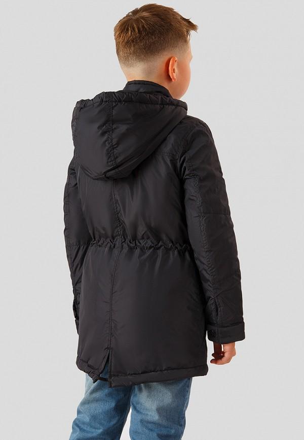 Куртка для мальчика утепленная Finn Flare цвет черный  Фото 5