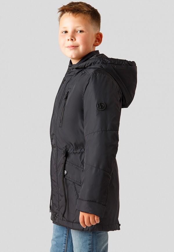 Куртка для мальчика утепленная Finn Flare цвет черный  Фото 4