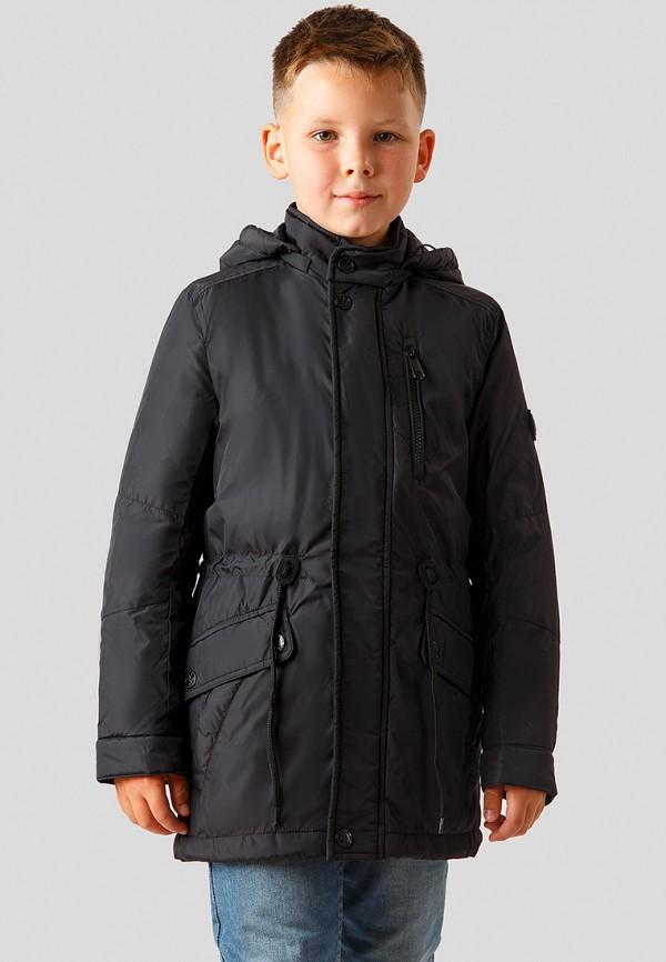 Куртка для мальчика утепленная Finn Flare цвет черный  Фото 2