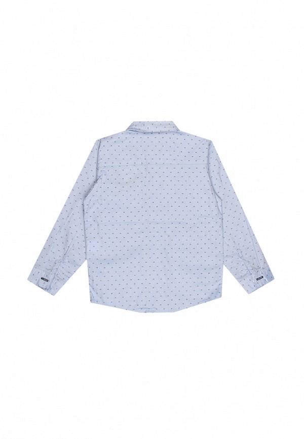 Рубашка для мальчика Noble People цвет голубой  Фото 2
