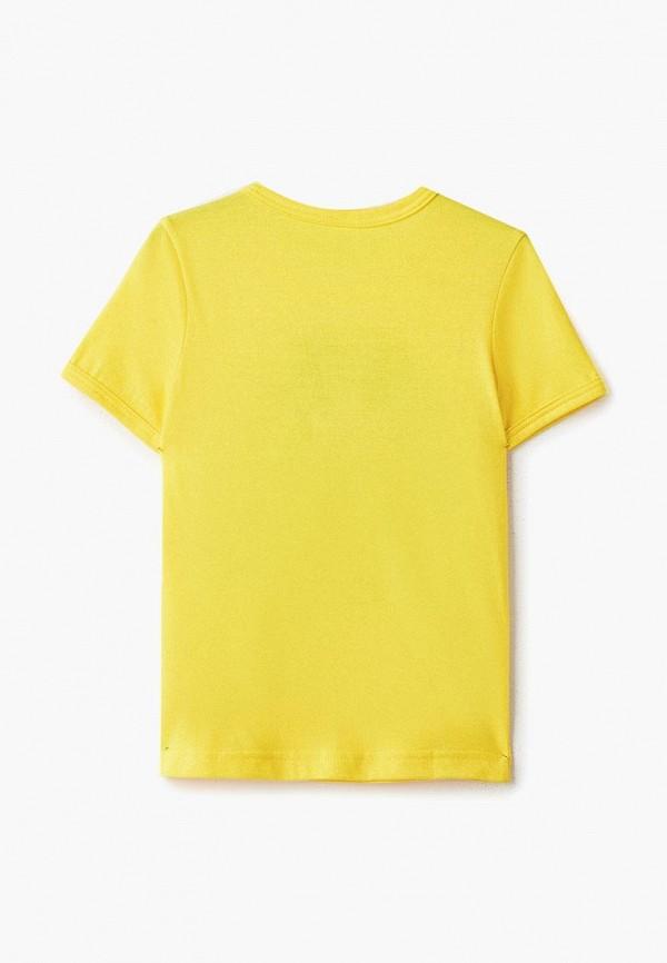 Футболка для мальчика Свiтанак цвет желтый  Фото 2