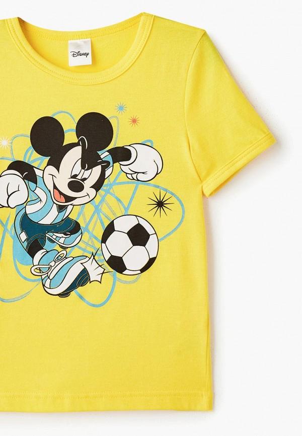 Футболка для мальчика Свiтанак цвет желтый  Фото 3