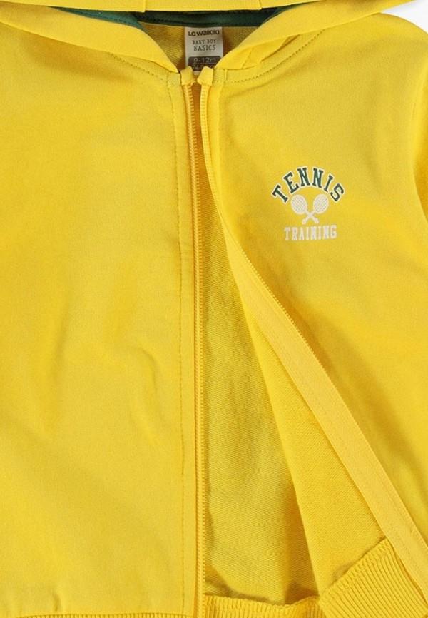 Толстовка для мальчика LC Waikiki цвет желтый  Фото 2