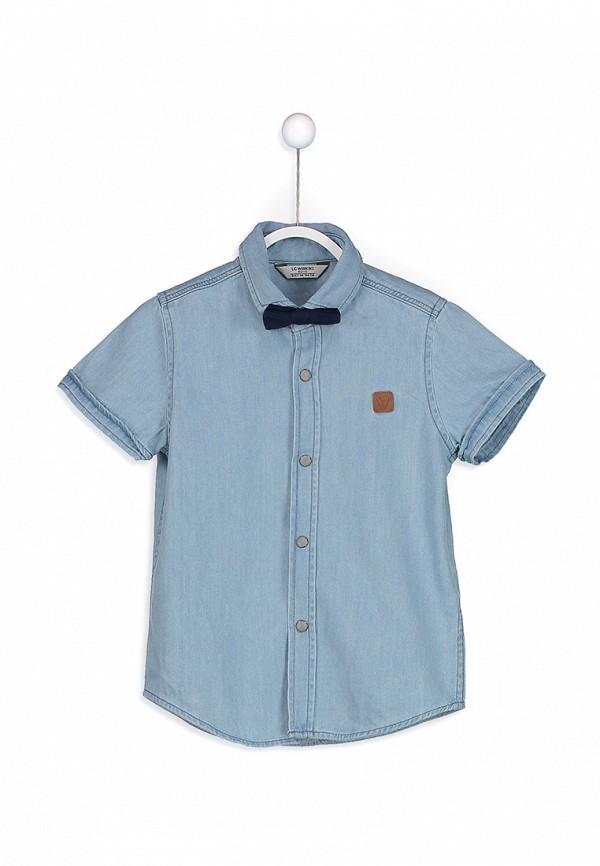 Рубашка джинсовая LC Waikiki LC Waikiki MP002XB008GM