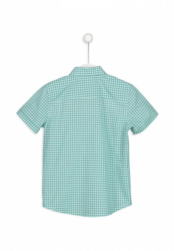 Рубашка для мальчика LC Waikiki цвет бирюзовый  Фото 3