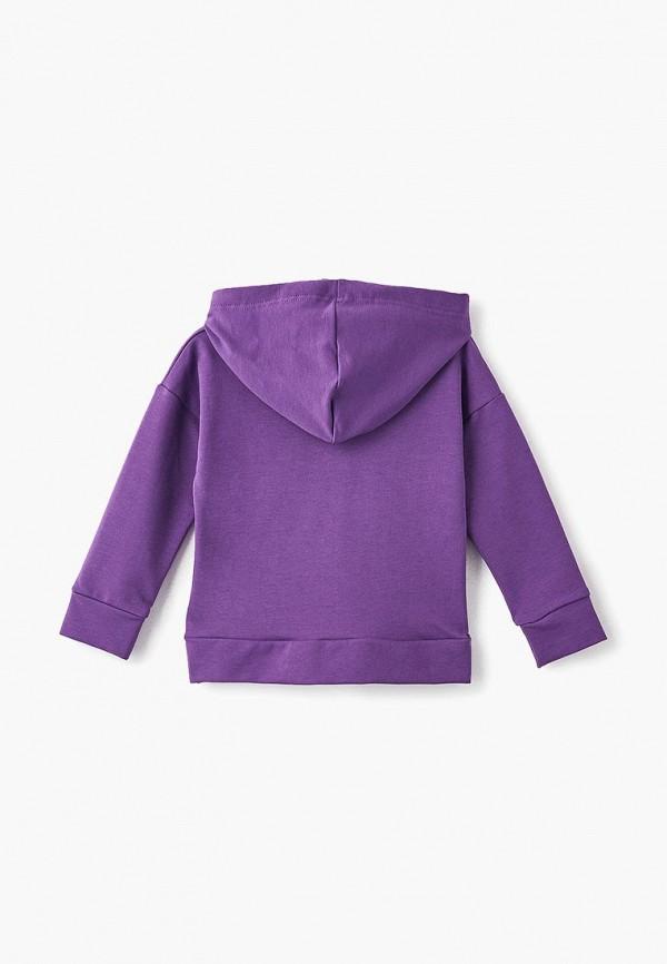 Костюм для мальчика спортивный Archyland цвет фиолетовый  Фото 2